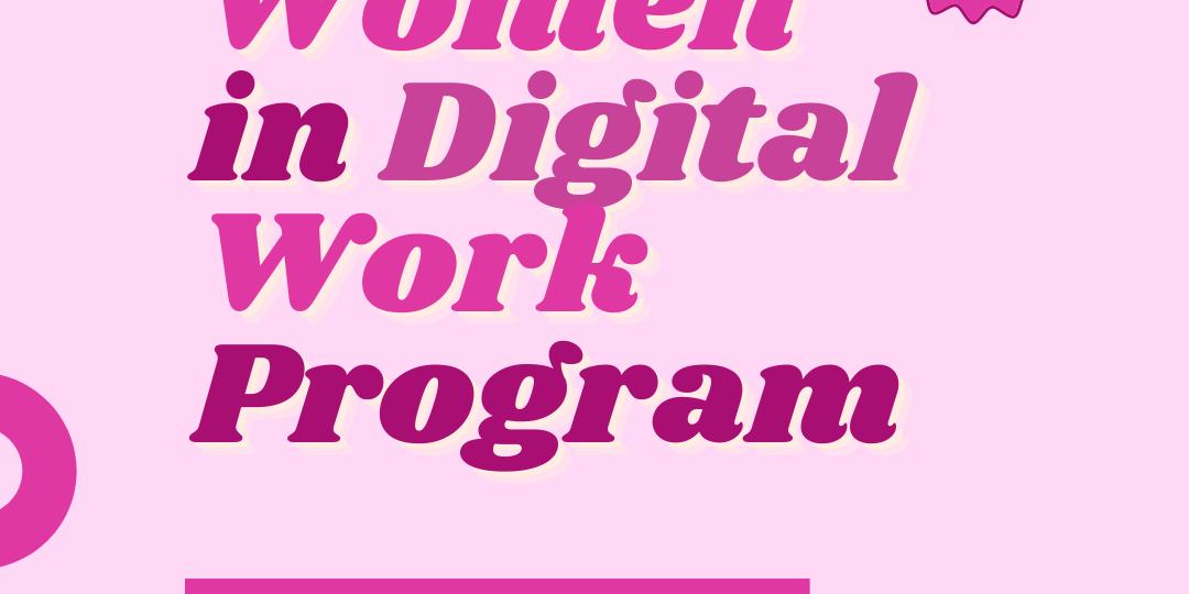 Women in Digital Work Program by Spark Deakin